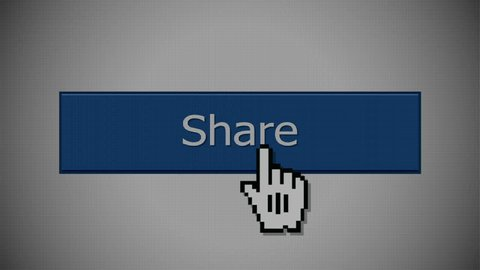 "A ""share"" social media button animation with optional luma matte."