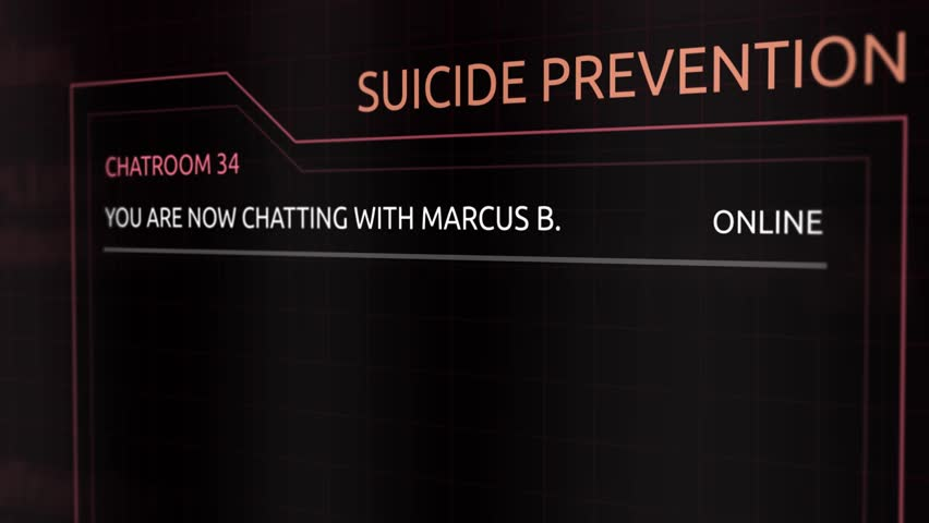 Suicide Chat Room