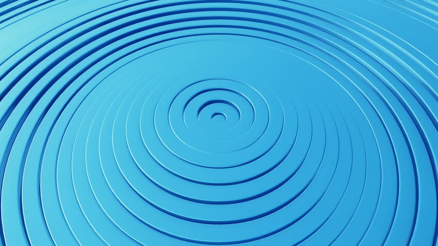 Abstract background with waving surface in motion. Animation of seamless loop. | Shutterstock HD Video #1007127787