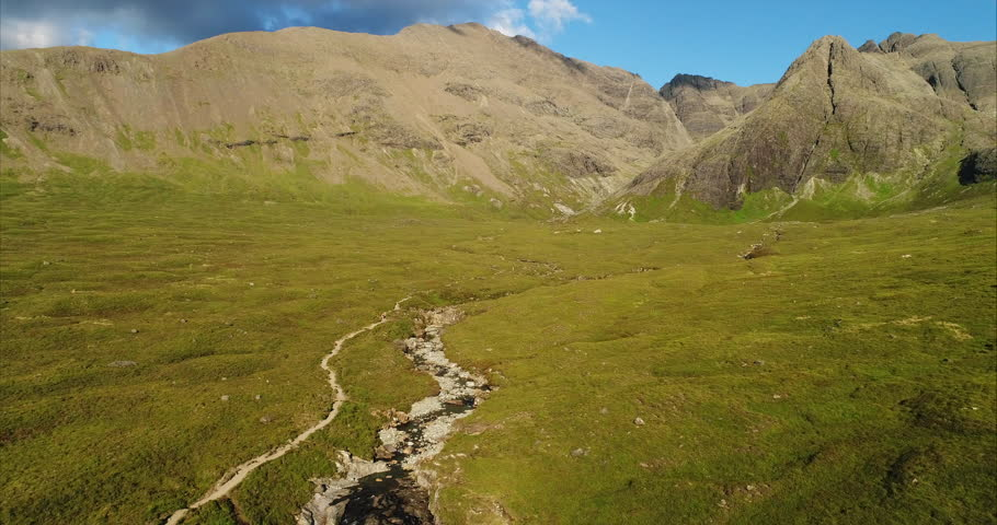 Fairy Pools, Isle of Skye | Shutterstock HD Video #1007146597