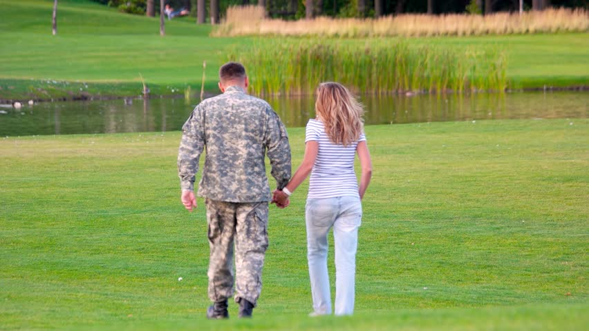 reasons to date a military man