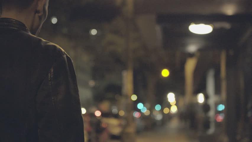Walking down the street | Shutterstock HD Video #1007648518