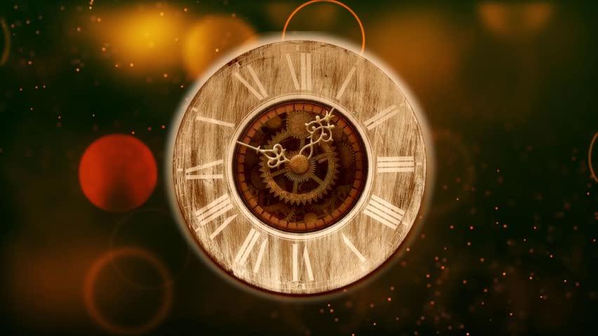 Tick Tock Clock | Shutterstock HD Video #1007893387