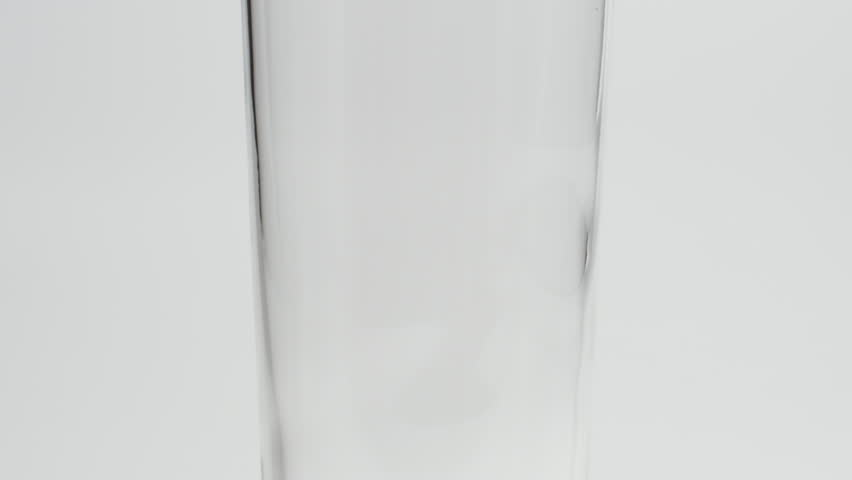 Chocolate milk indulgence poured into glass