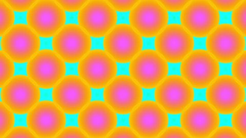 Abstract background with colorful pattern . abstract Vj animation