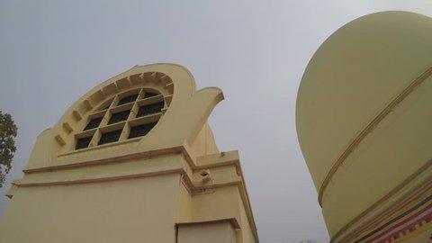 Close-Up : Parinirvana Stupa , Kushinagar District , India