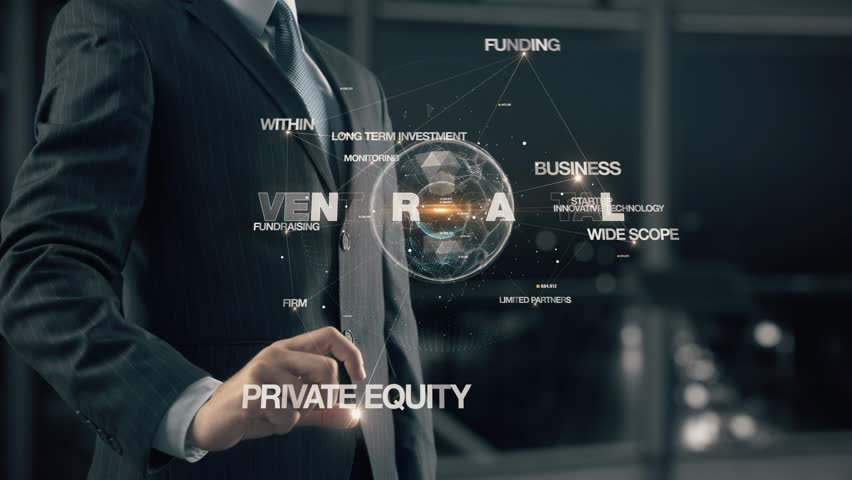 Businessman with Venture Capital | Shutterstock HD Video #1008497497