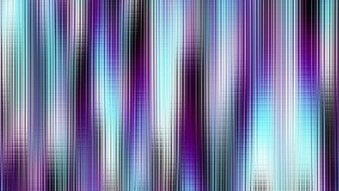 Motion blur background. Abstract Looping Animated Background. Imitation of glass texture. Vertical strips.