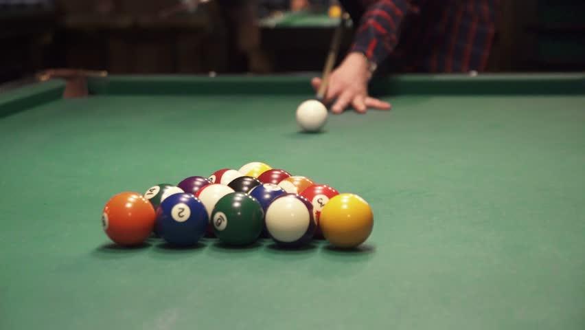 Header of billiards