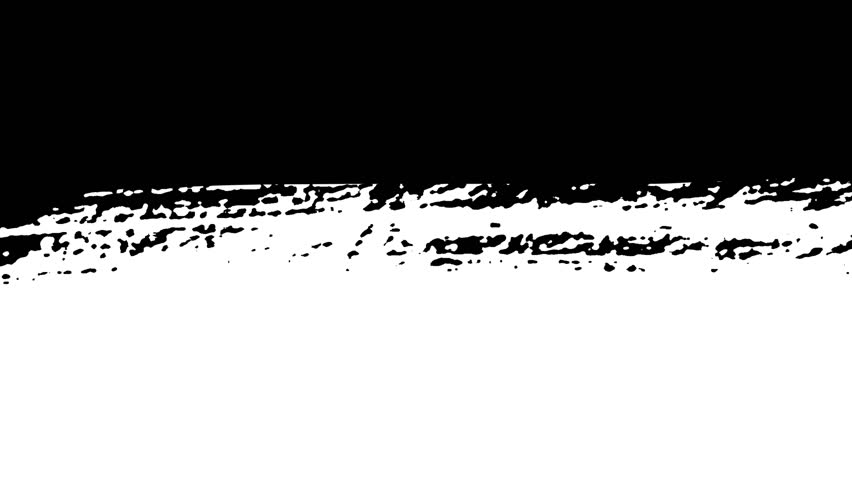 Abstract Black And White Brush Stroke Transitions - 4K Seamless Looping Background   Shutterstock HD Video #1008807467
