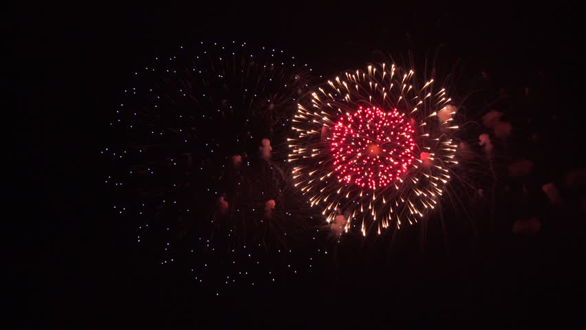 Fireworks  | Shutterstock HD Video #1008865937