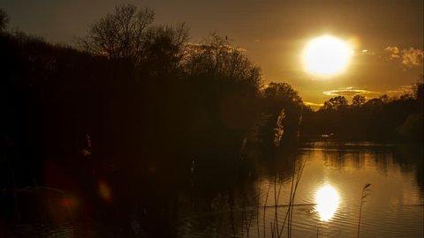 Maiden Earley Lake. Reading