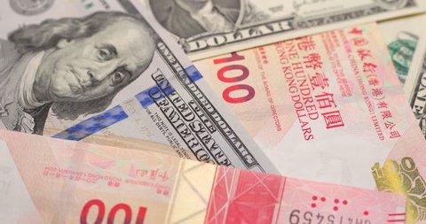 Exchange Rate Between HKD And USD