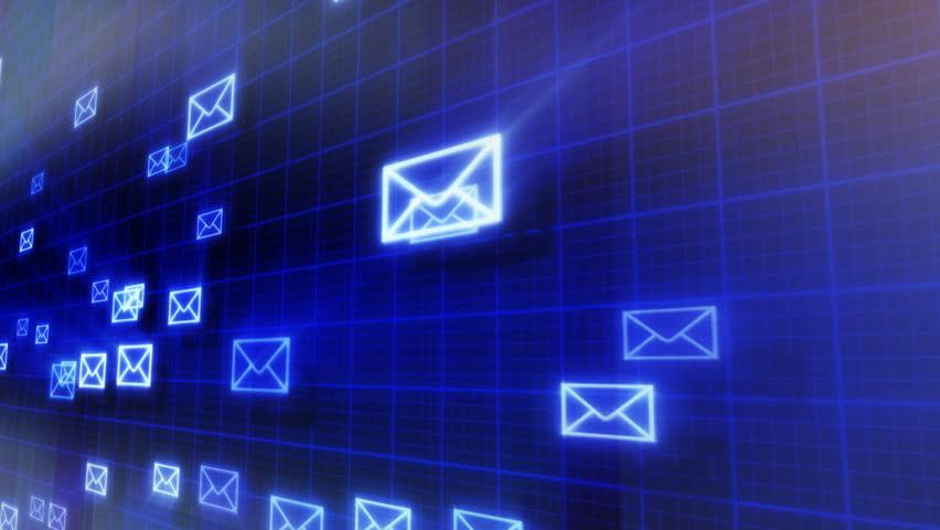 Header of mails