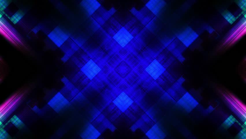 Geometric VJ looping multicolored backdrop   Shutterstock HD Video #1010209697