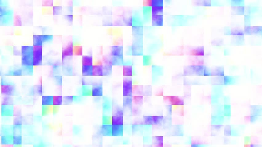 Moving transparency squares. Polygonal pixel art style. Looping footage. | Shutterstock HD Video #1010244887