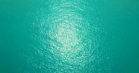 Aerial: Never endless sea surface view,static video