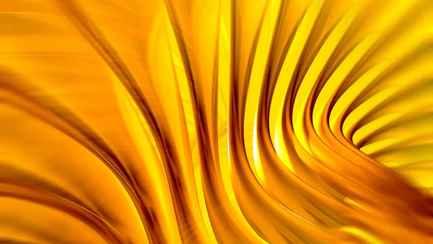 Spinning yellow abstract background | Shutterstock HD Video #1010513207