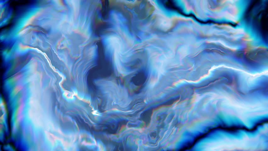 Blue and alien abstract | Shutterstock HD Video #1011084227