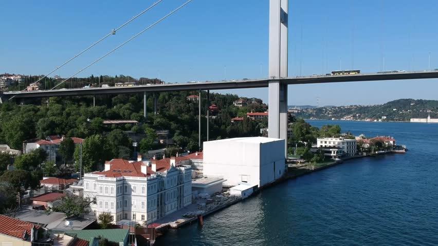 Istanbul Bosphorus in Ortakoy