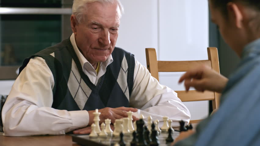 chess adult Video