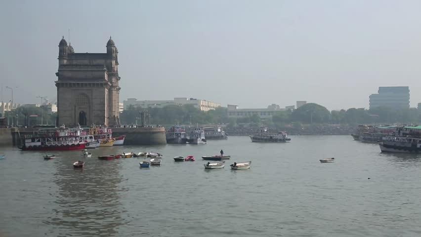 Gateway of India, Mumbai, India May 02 2017