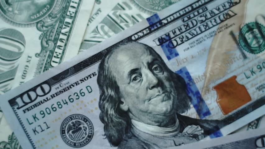Money of usa   Shutterstock HD Video #1011832427