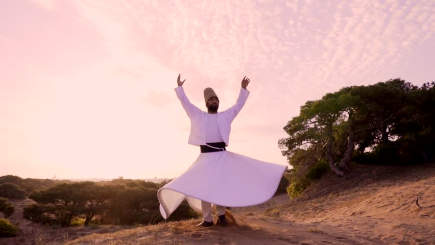 Sufi  Whirling Dervish