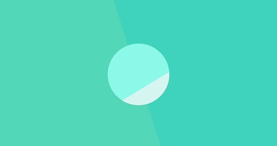Flat logo animation  | Shutterstock HD Video #1011892397