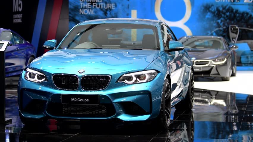 Bmw Logo RoyaltyFree Stock Video In K And HD Shutterstock - Paragon casino car show 2018