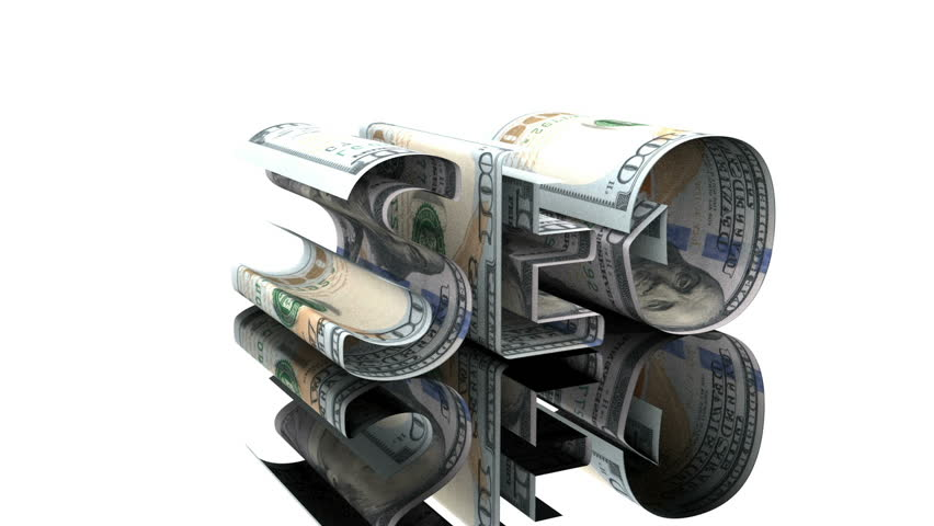 The word SEO consisting of US dollars, the concept of profit dependence on SEO technologies