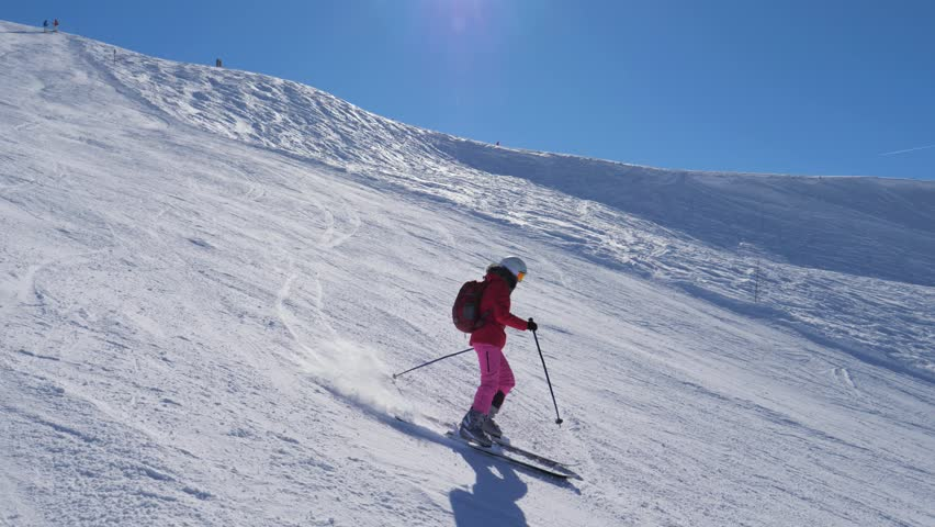 a fond remembrance on a downhill skiing adventure Alpine training park at lift nr 13 is created especially for alpine teams sun lovers are usually found at lift nr 12 ski bus stop and wide parking areas next to lower station of gondoli2000 cabin lift.