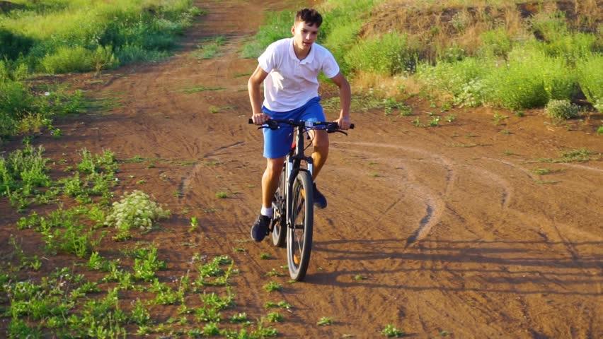 Bike sport mountain bike ride | Shutterstock HD Video #1013667017