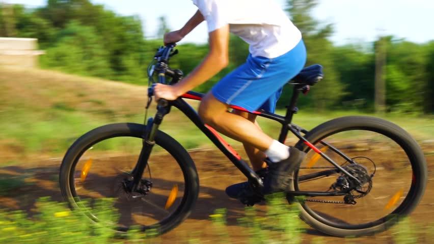 Bike sport mountain bike ride | Shutterstock HD Video #1013667227