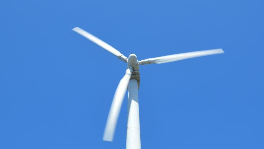 Eco power, wind turbines | Shutterstock HD Video #1013695427