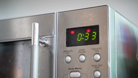 Fast Microwave Countdown from 30 to 0