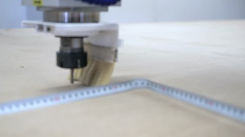 Calibration of the robotic drill.