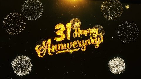 31 Year Anniversary Stock Video Footage 4k And Hd Video Clips