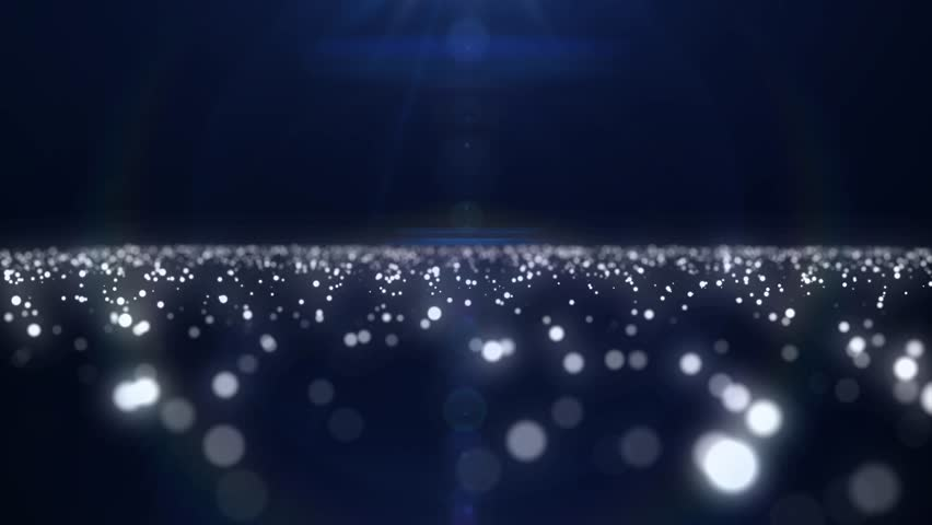 Particle seamless backgroung abstract | Shutterstock HD Video #1015327327