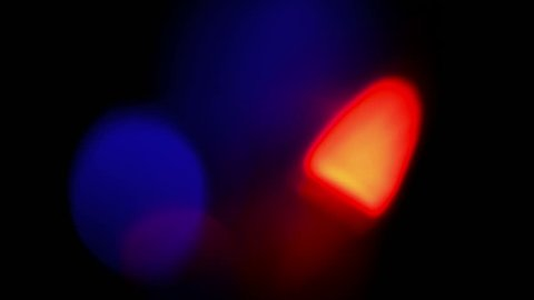 Light leak background. Macro shot of actual lens flare. Light leak effects.