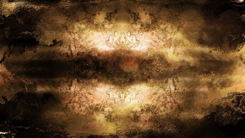 Under Water Ancient Fantasy Background   Shutterstock HD Video #1016851597