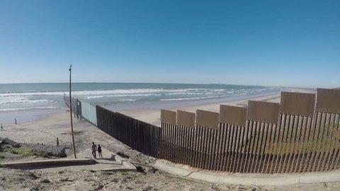 Tijuana Border, angular