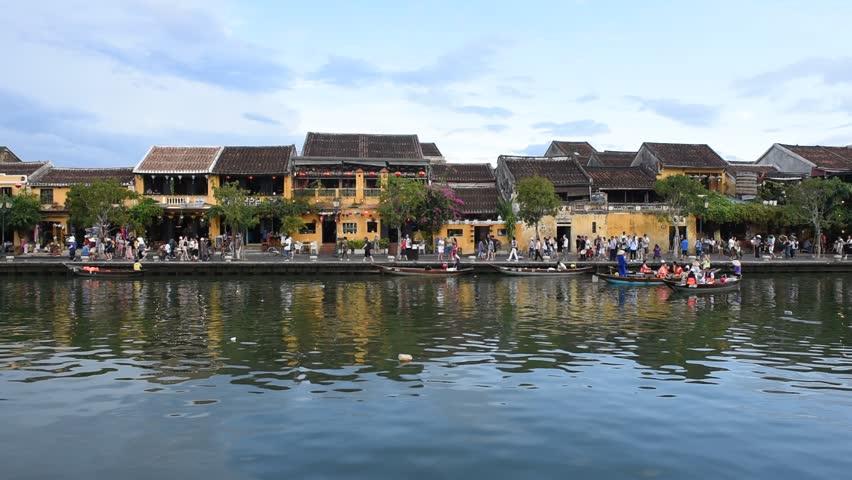 Hoi An old town - Vietanm | Shutterstock HD Video #1017397207