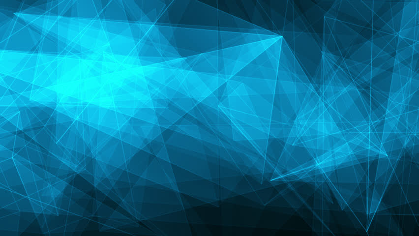 Abstract Light Blue Triangle Polygon Stock Footage Video 100 Royalty Free 1017553687 Shutterstock