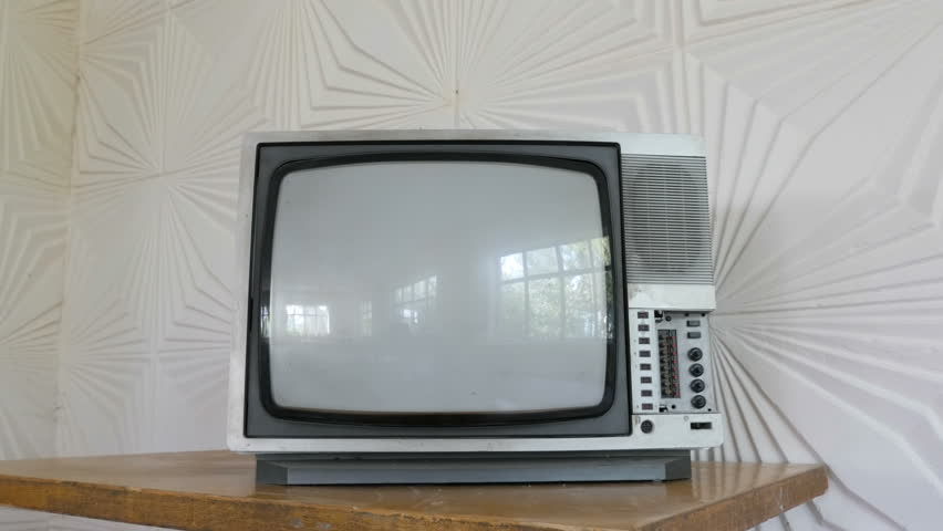 Exhibition of old analog TV  | Shutterstock HD Video #1018524607