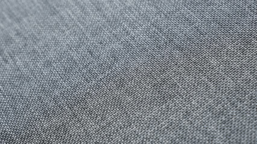 Texture Of Sofa Fabric Close Up Stock Footage Video 100