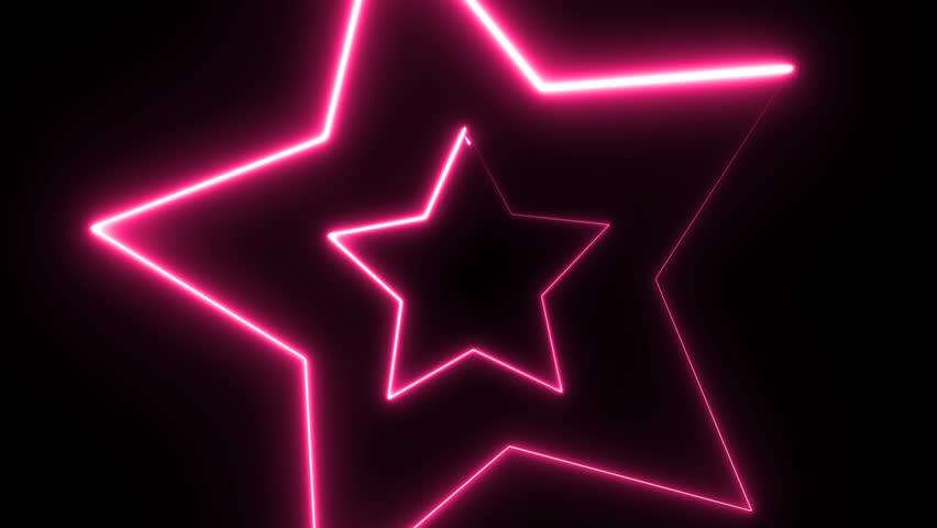 Neon Lights Neon Dot Lighting Stock Footage Video (100% Royalty-free)  1019080087 | Shutterstock