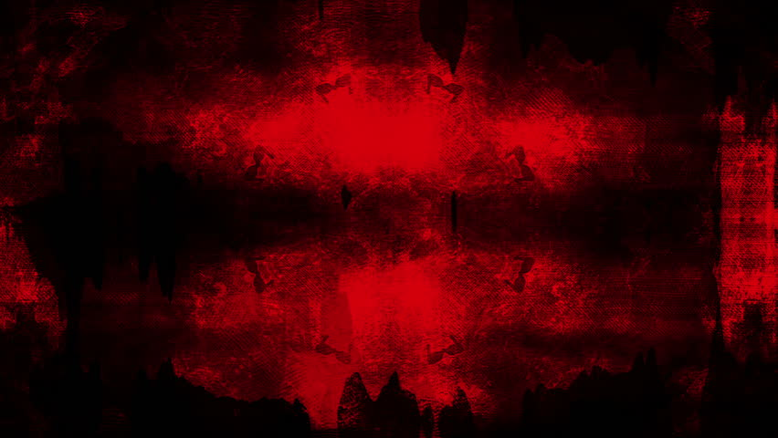 Red Grunge Texture Background Stock Footage Video 100 -9773