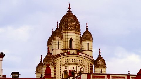 Dakshineswar Kali Temple is a Hindu temple located in Dakshineswar near Kolkata. Situated on the eastern bank of the Hooghly River.