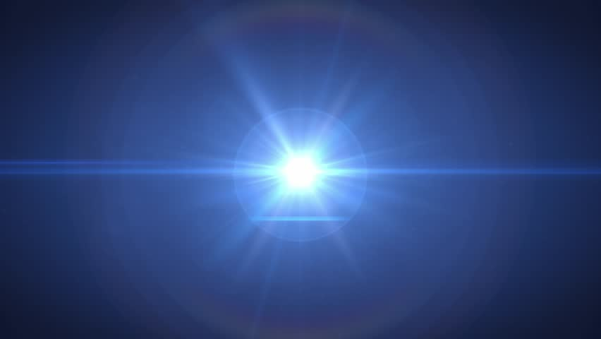 Lens flare element against black backdrop stock footage | Shutterstock HD Video #1022549857